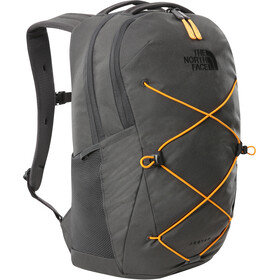 The North Face Jester Mochila, asphalt grey/knockout orange